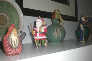 Santas Close Up 1 (Large)