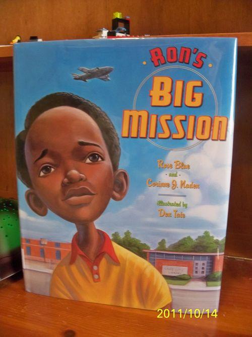 Rons Big Mission