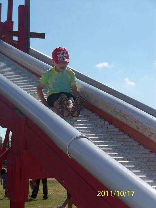 Dewberry Farm Jiggy Slide
