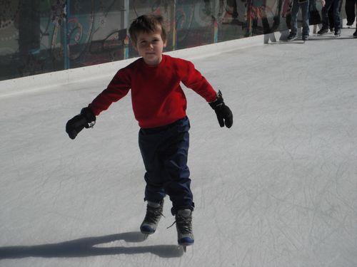 Ice Skating Round 2