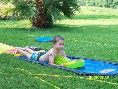 Birthday Prince Slip n Slide