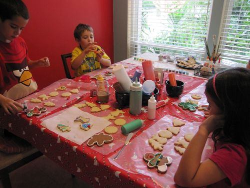 Cookie Party 1