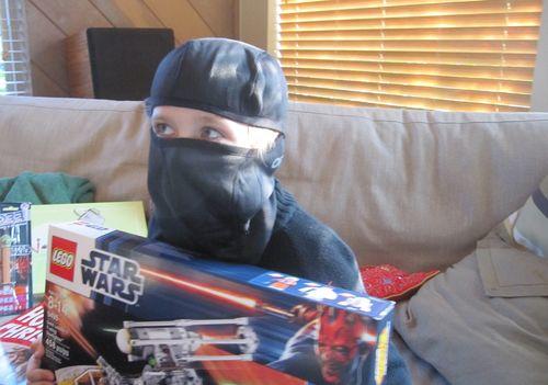 Lego Star Wars Ninja