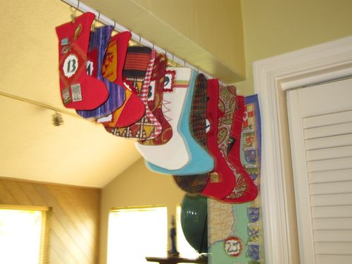 Advent Stockings f1