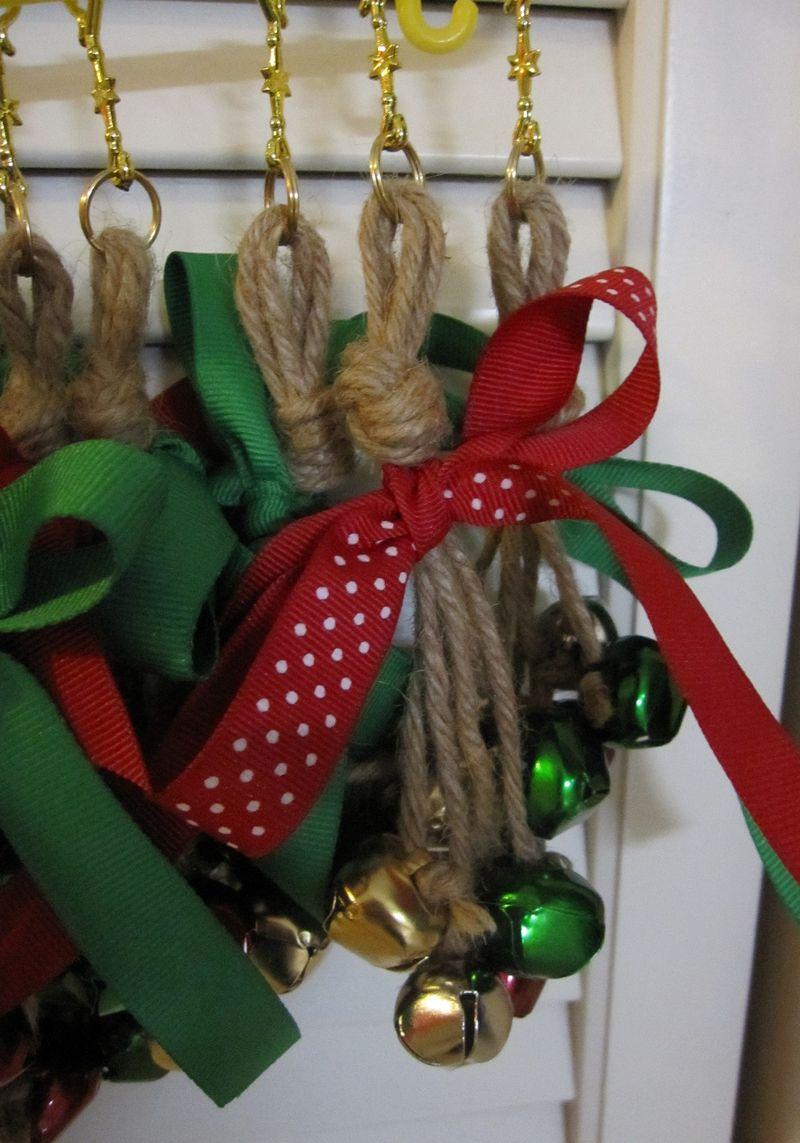 Jingle Bells Close up