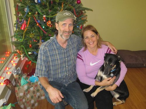 Cindy & Scott & Lyra