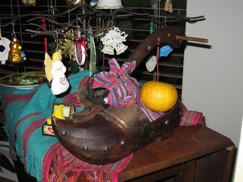 Saint Nicholas Shoe