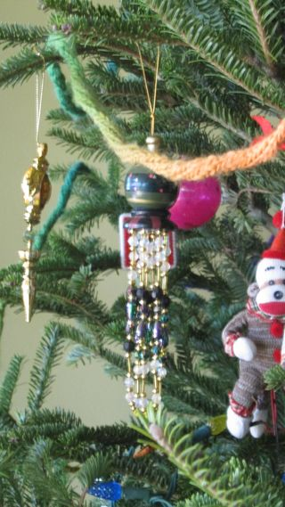 Christmas Tree Close Up Smaller